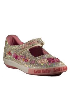 Glitter Daisy Silver