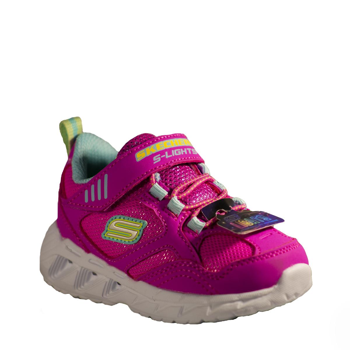 Skechers Expert Level Pink Multi