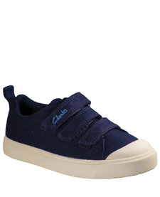 City Vibe Navy Canvas