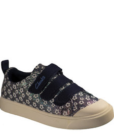 City Vibe Navy Floral