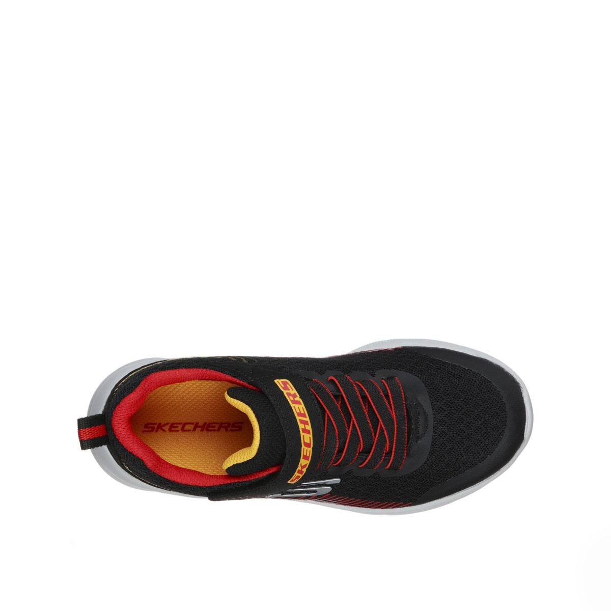 Skechers Gorza Black Red