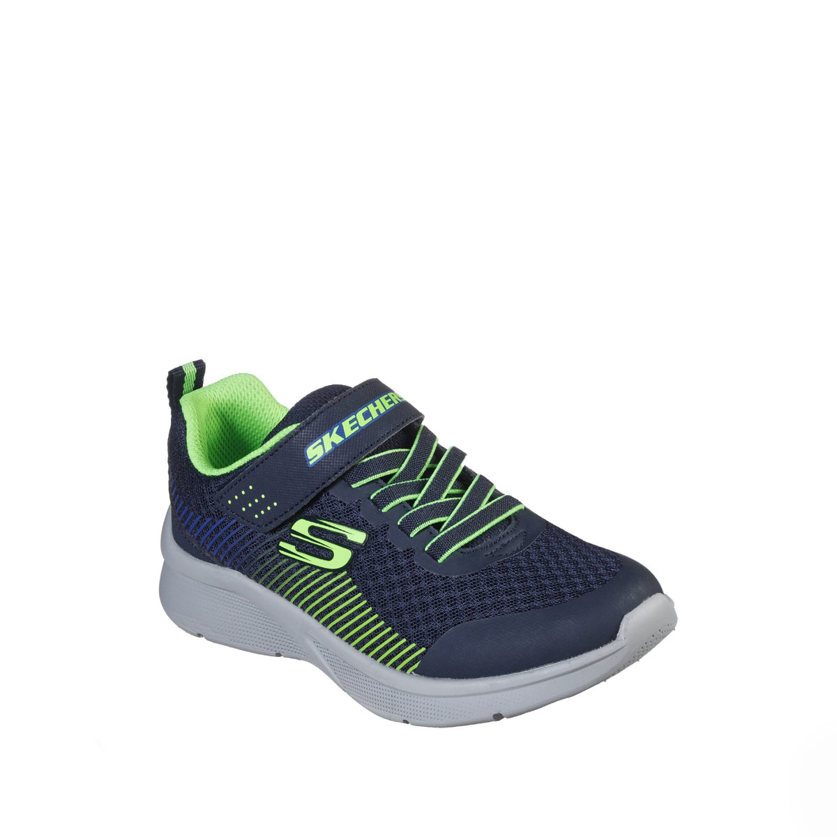 Skechers Gorza Navy Lime