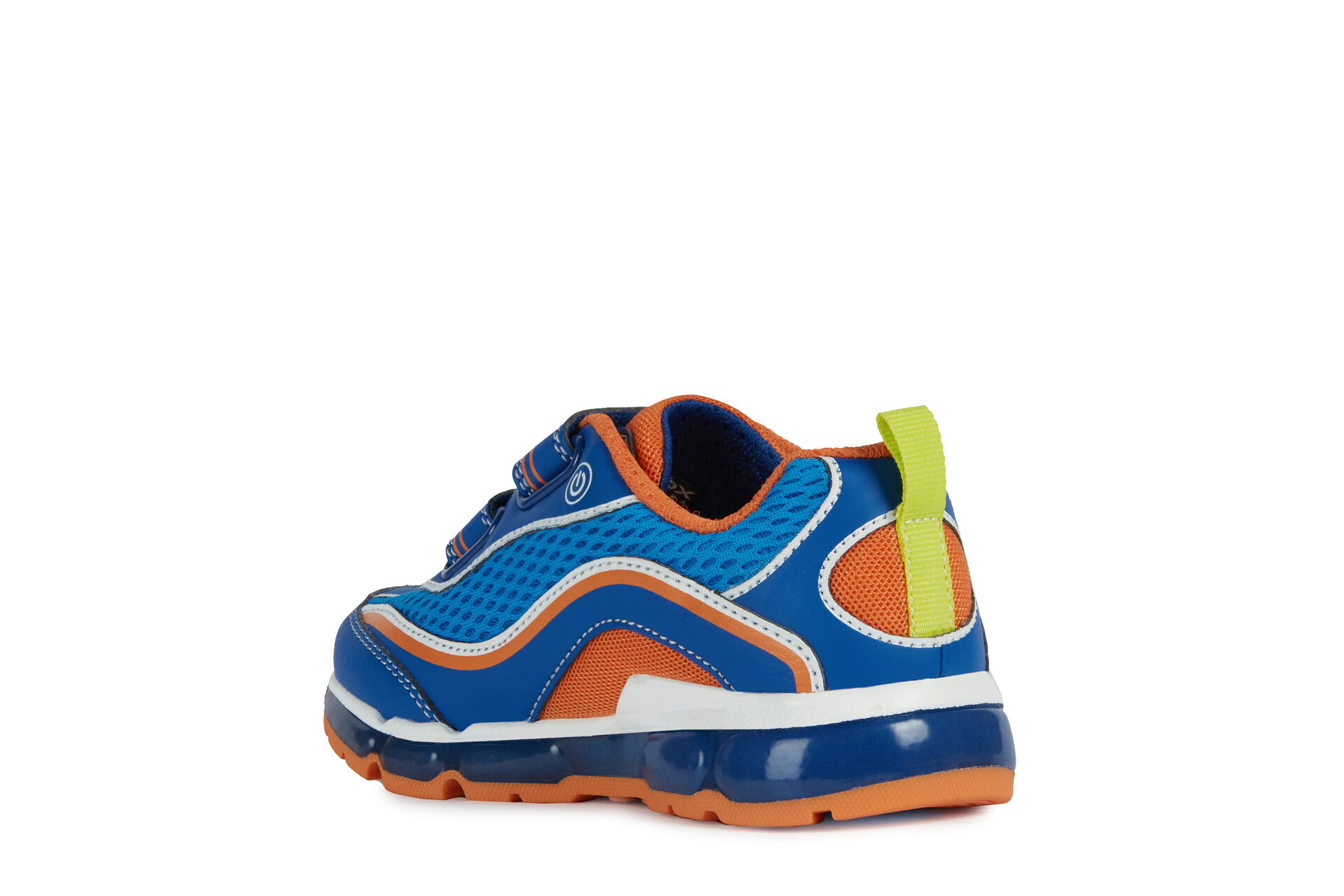 Geox Android Royal Orange