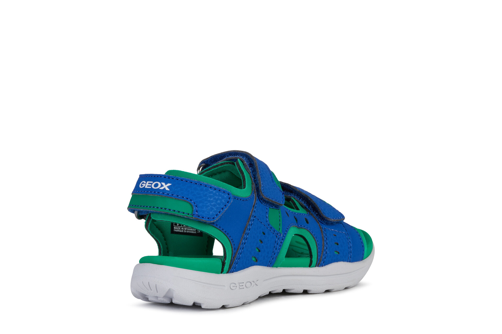 Geox Vaniett Royal Green