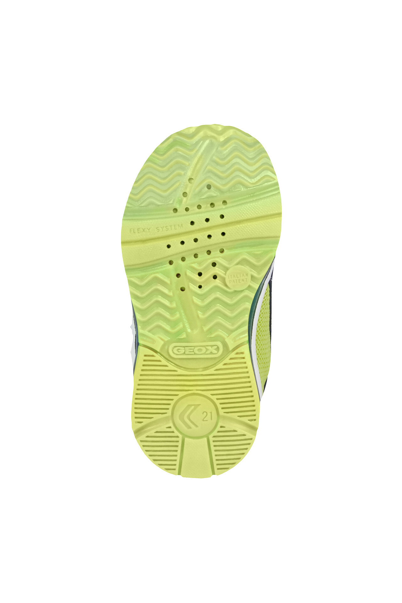 Geox Todo Navy Lime