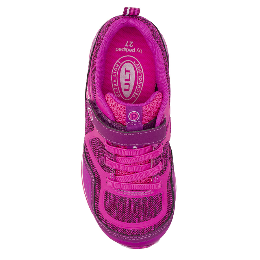 Pediped Force Hot Pink