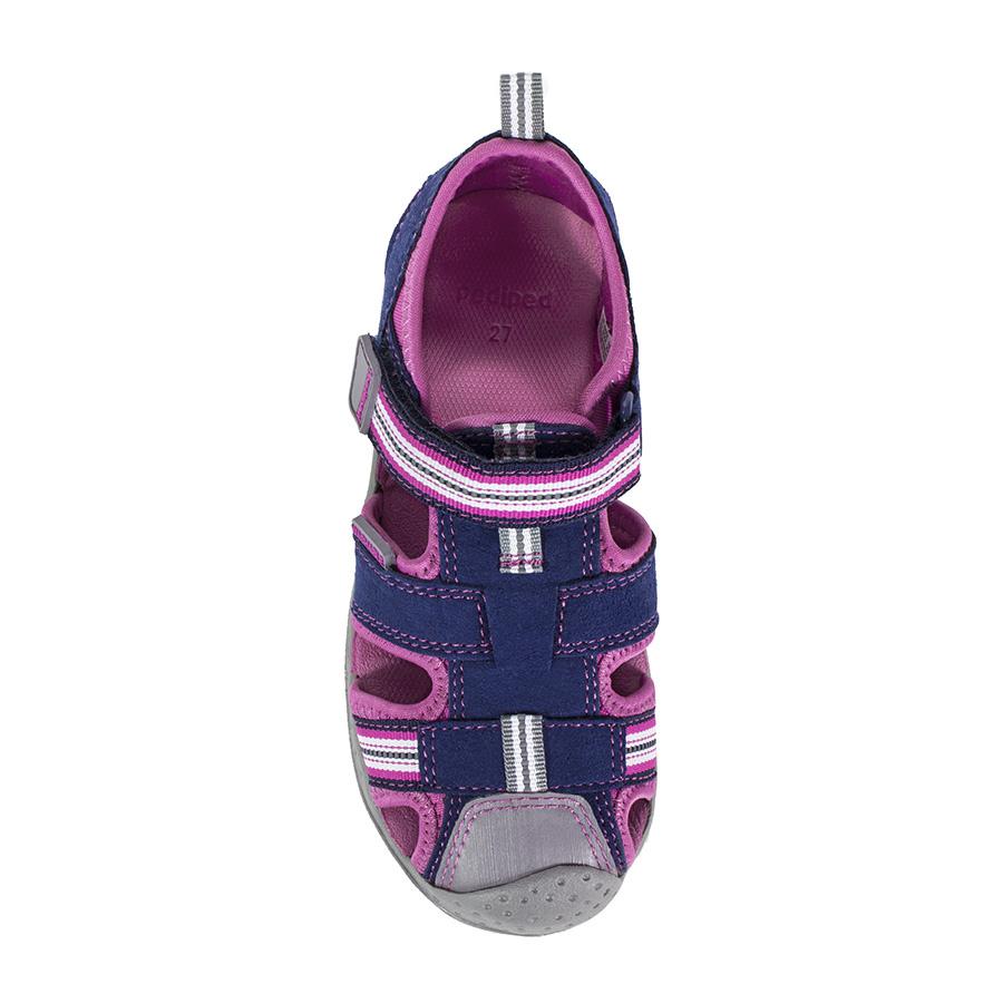 Pediped sahara - Navy Pink