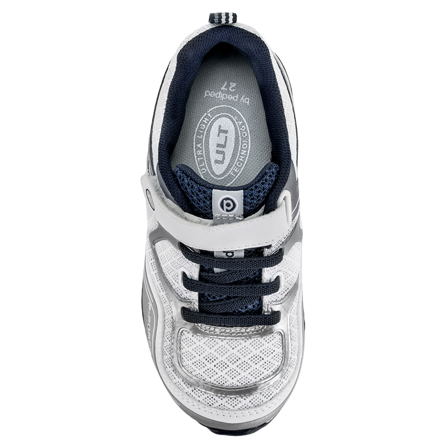 Pediped Force White Navy