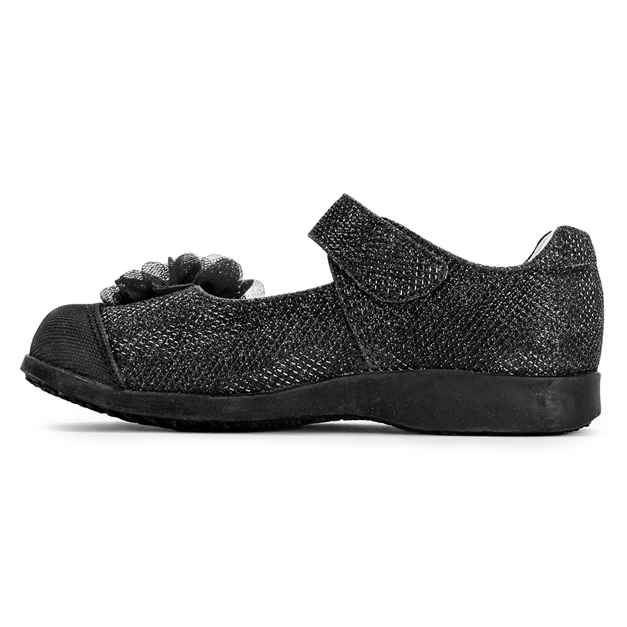 Pediped Estella Black Sparkle