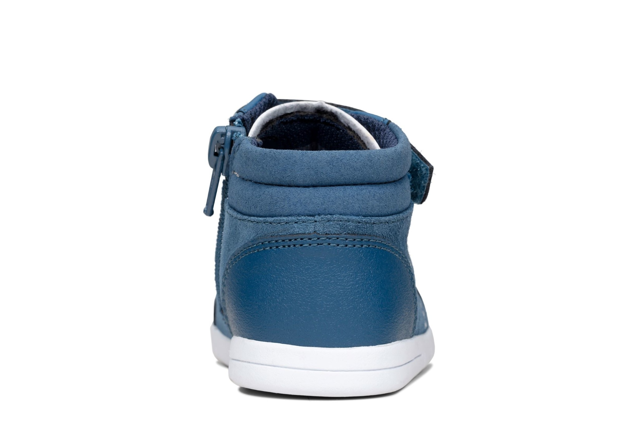 Clarks Emery Beat Blue Suede