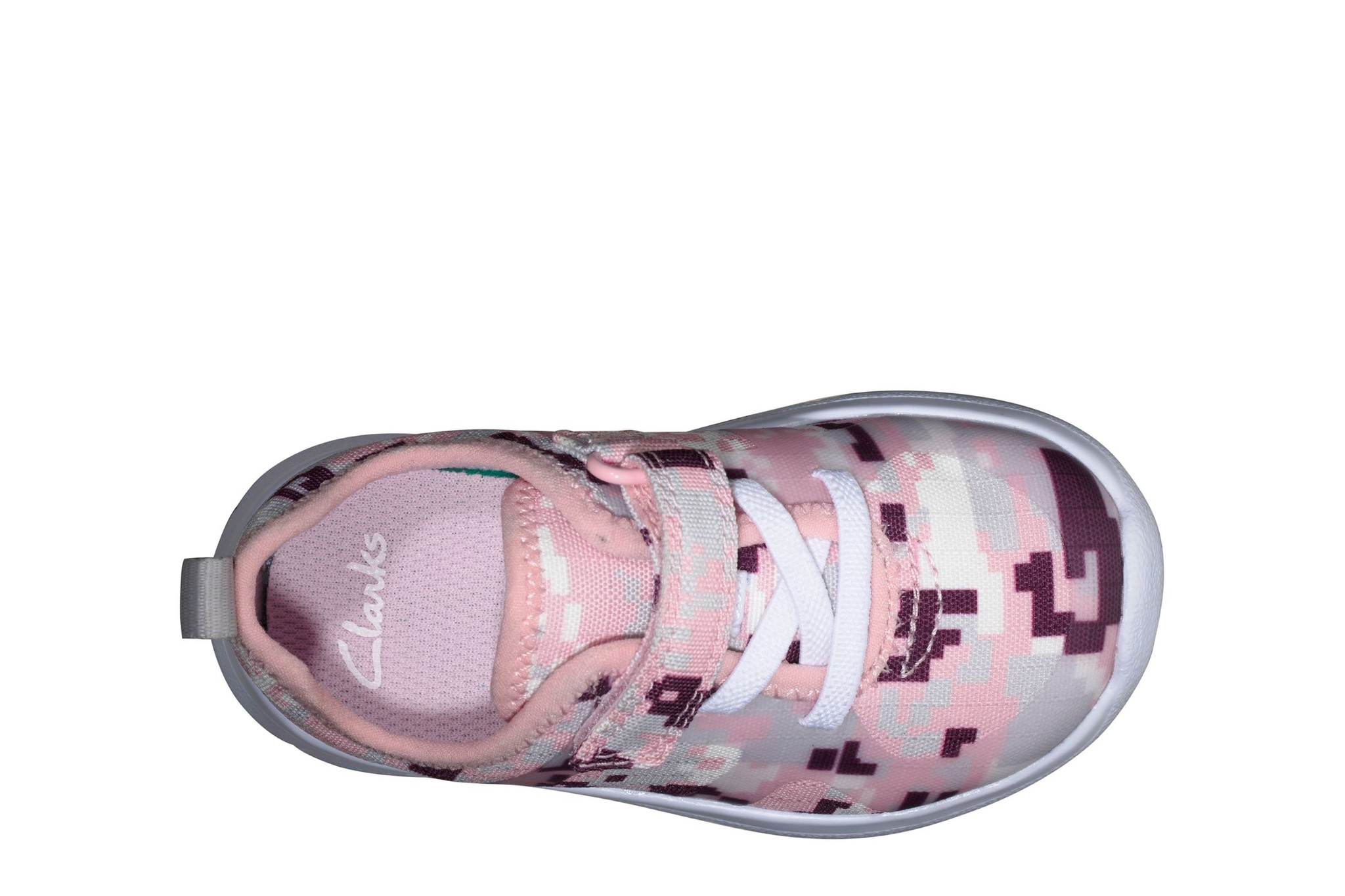 Clarks Ath Flux Pink