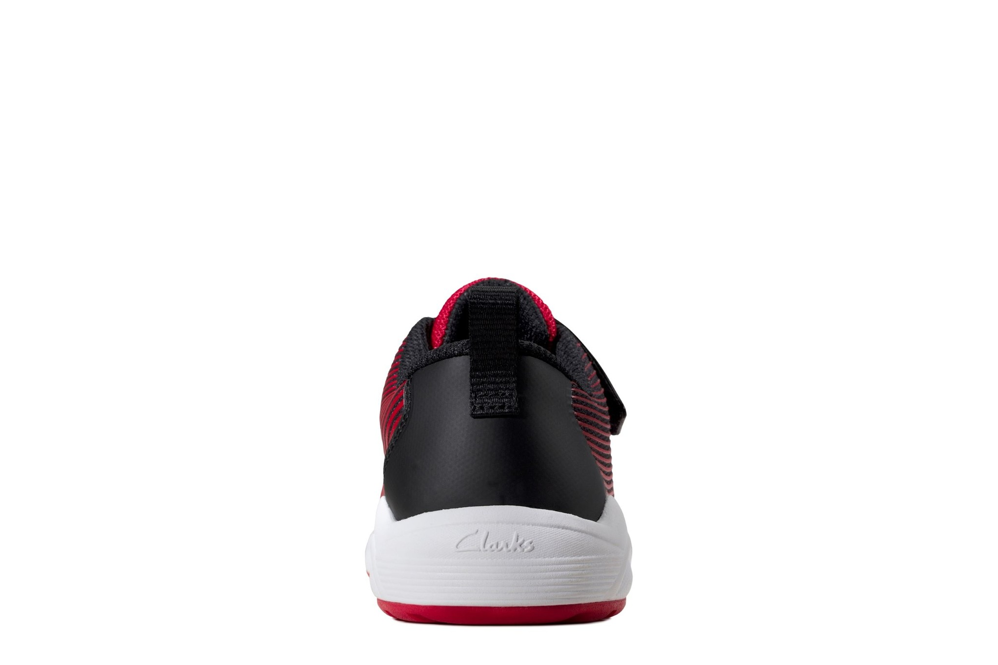 Clarks Aeon Pace Red Junior