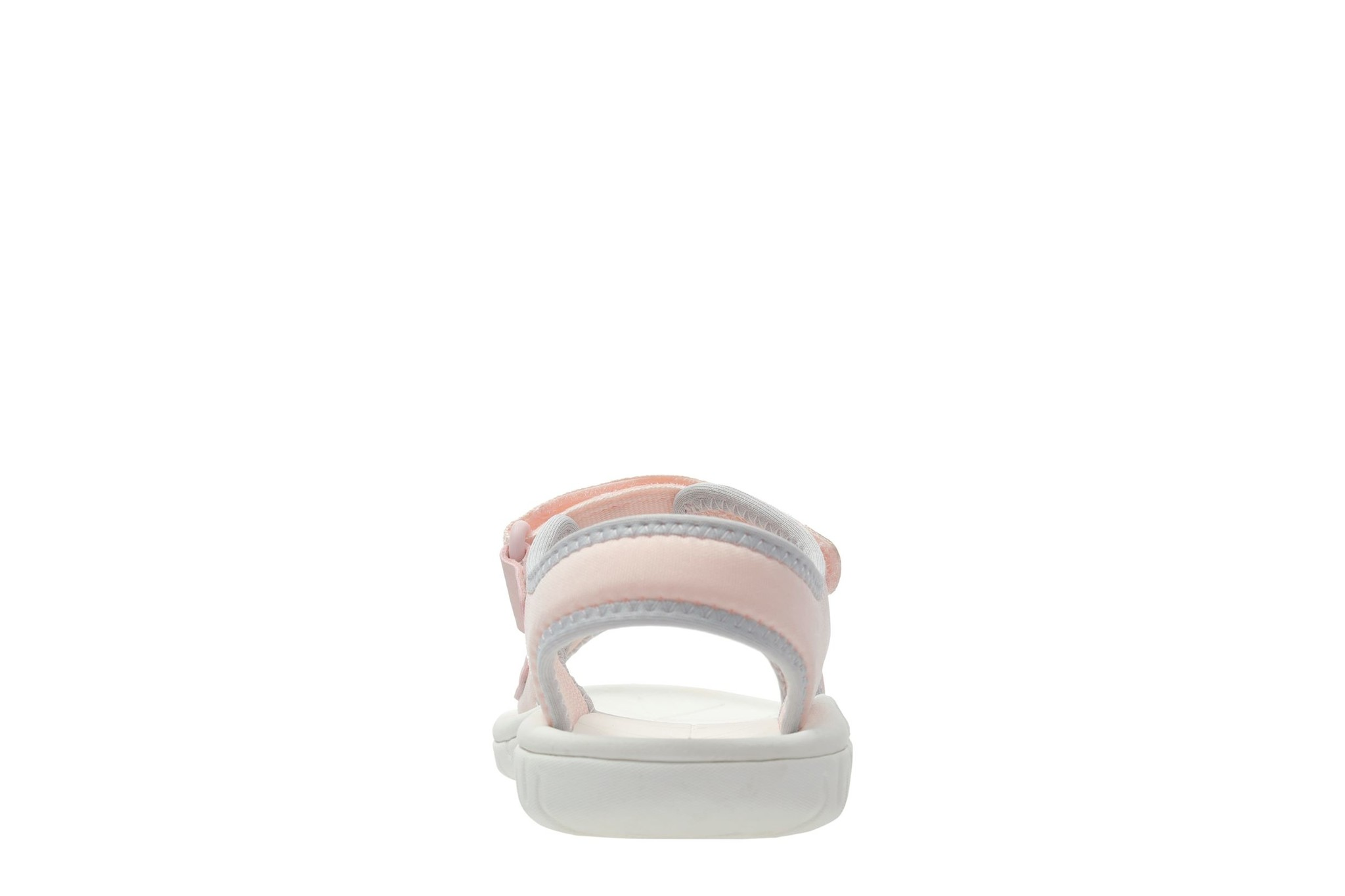 Clarks Surfing Tide Pink Synthetic Junior