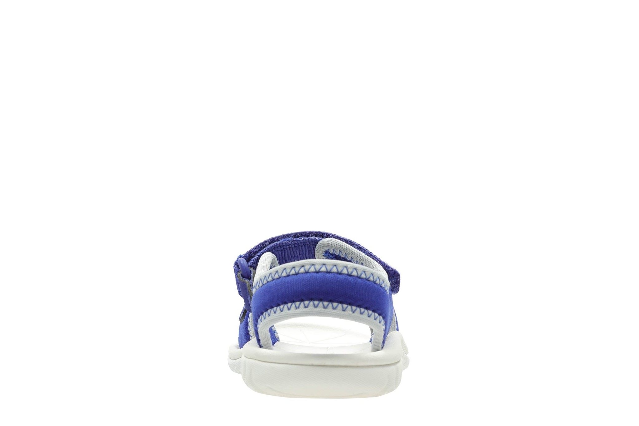 Clarks Surfing Tide Blue Synthetic Infant