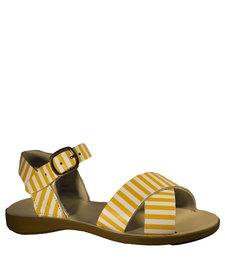 Jamina Yellow Stripes