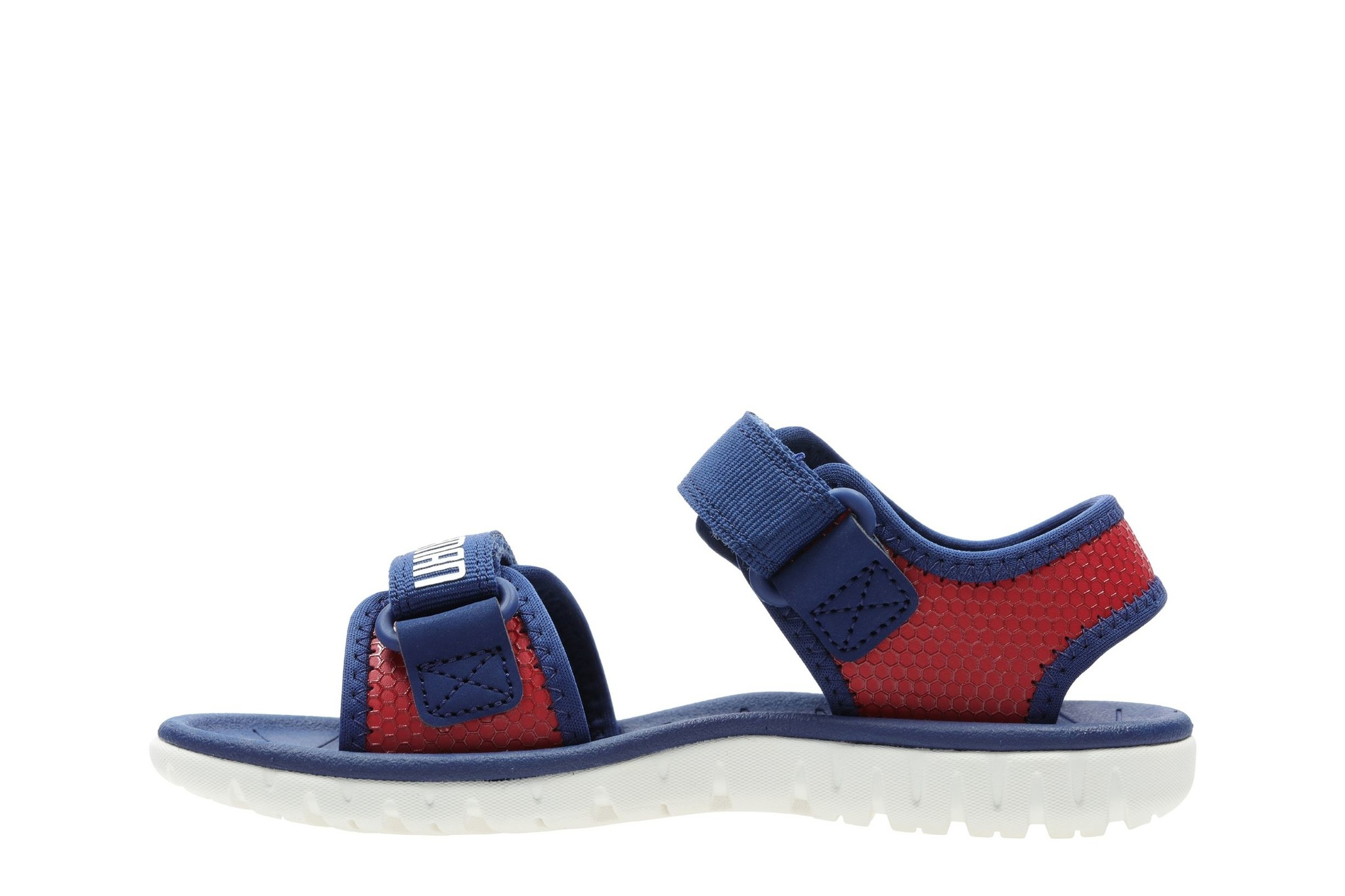 Clarks Surfing Web Red