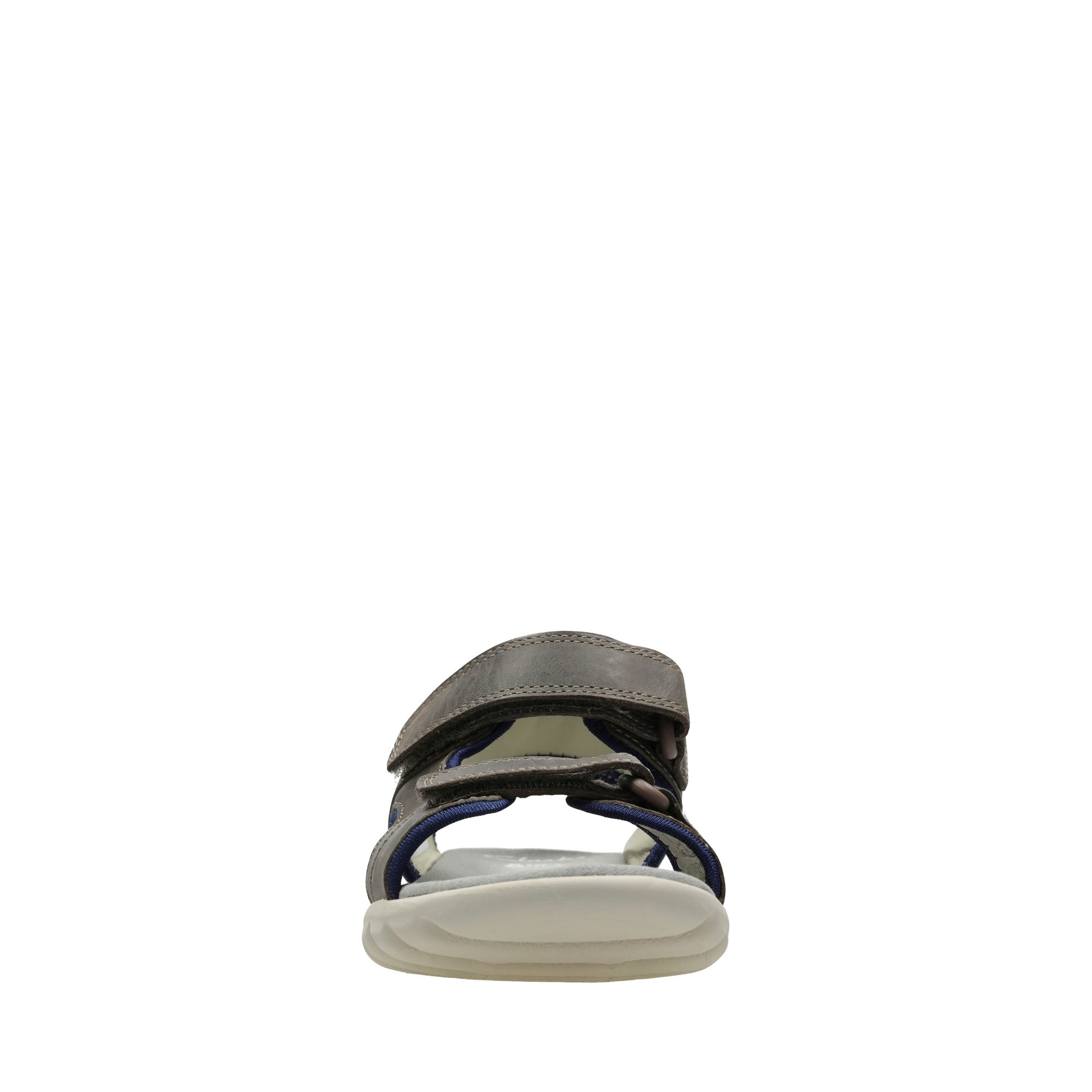 Clarks Rocco Wave Brown Infant