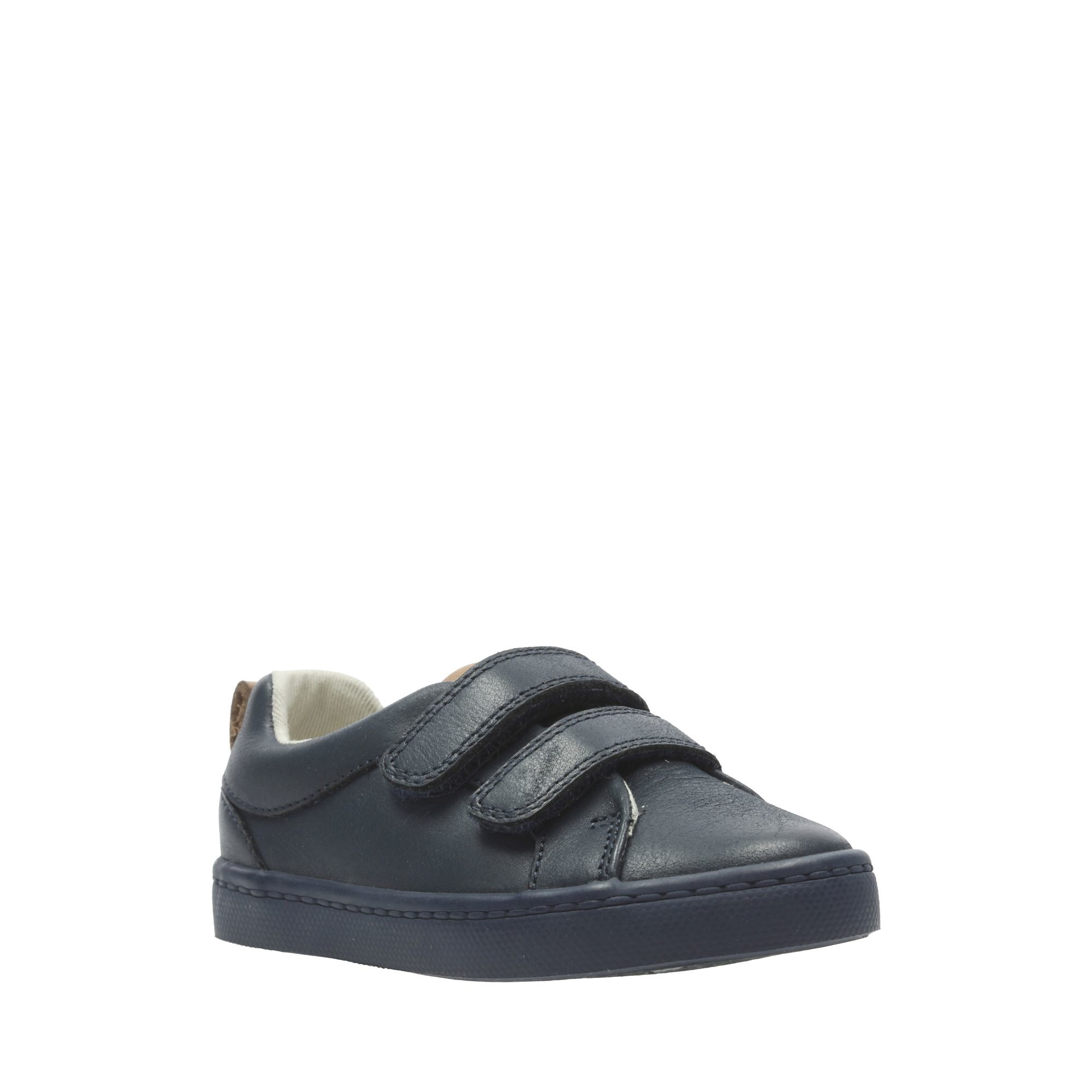 Clarks City Oasis Lo Navy Infant