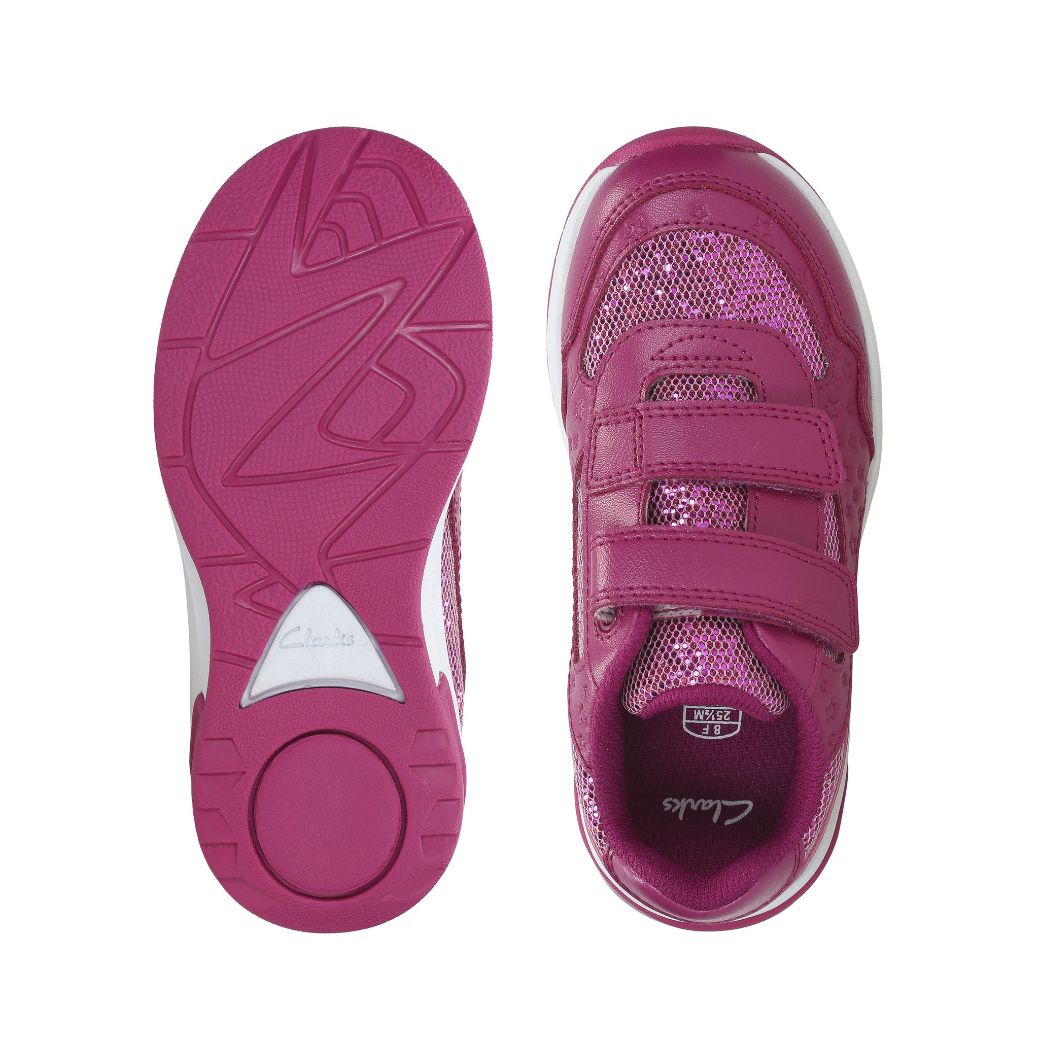 Clarks Piper Play Pink