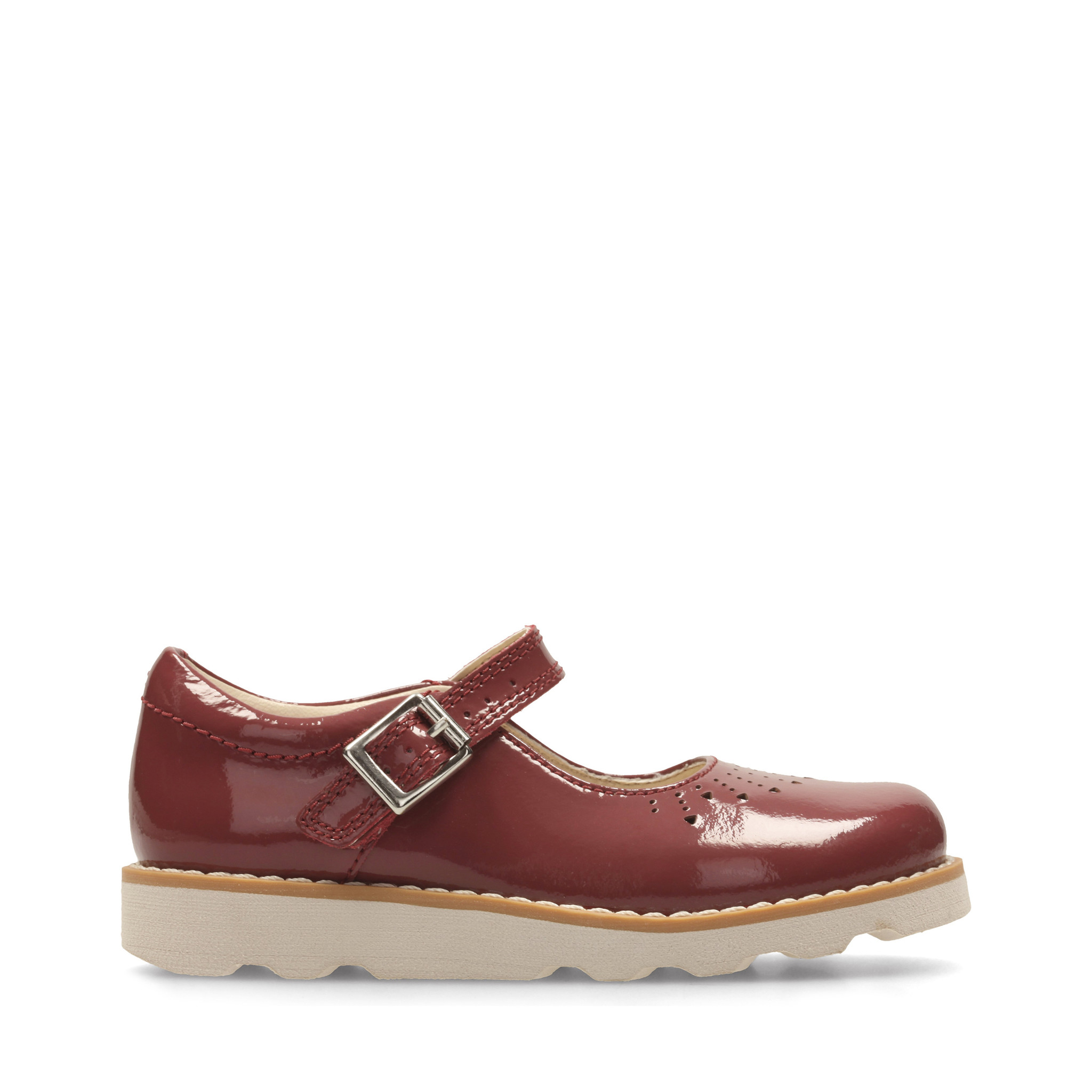 Clarks Crown Jump Berry
