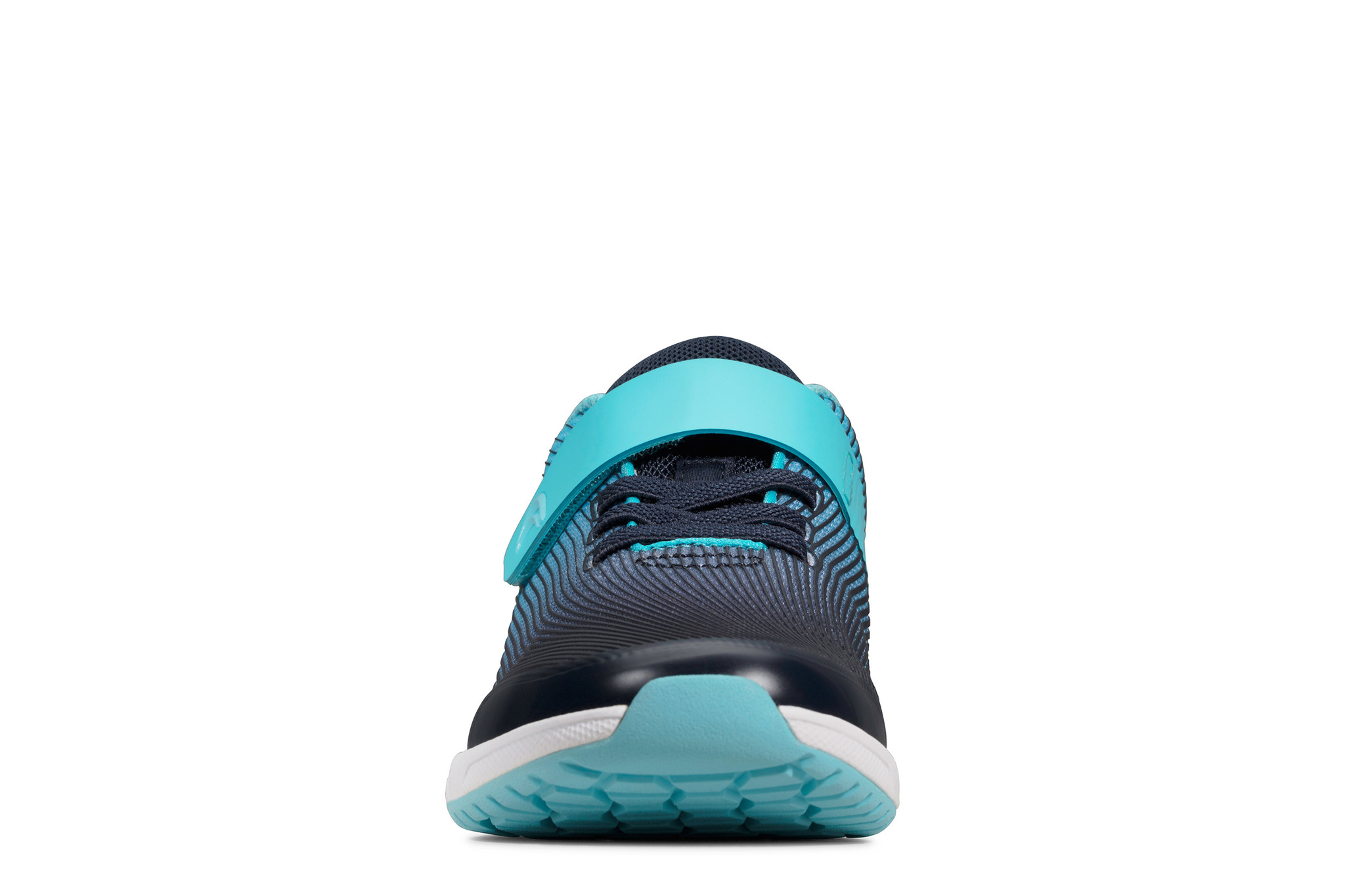 Clarks Aeon Pace Youth Navy