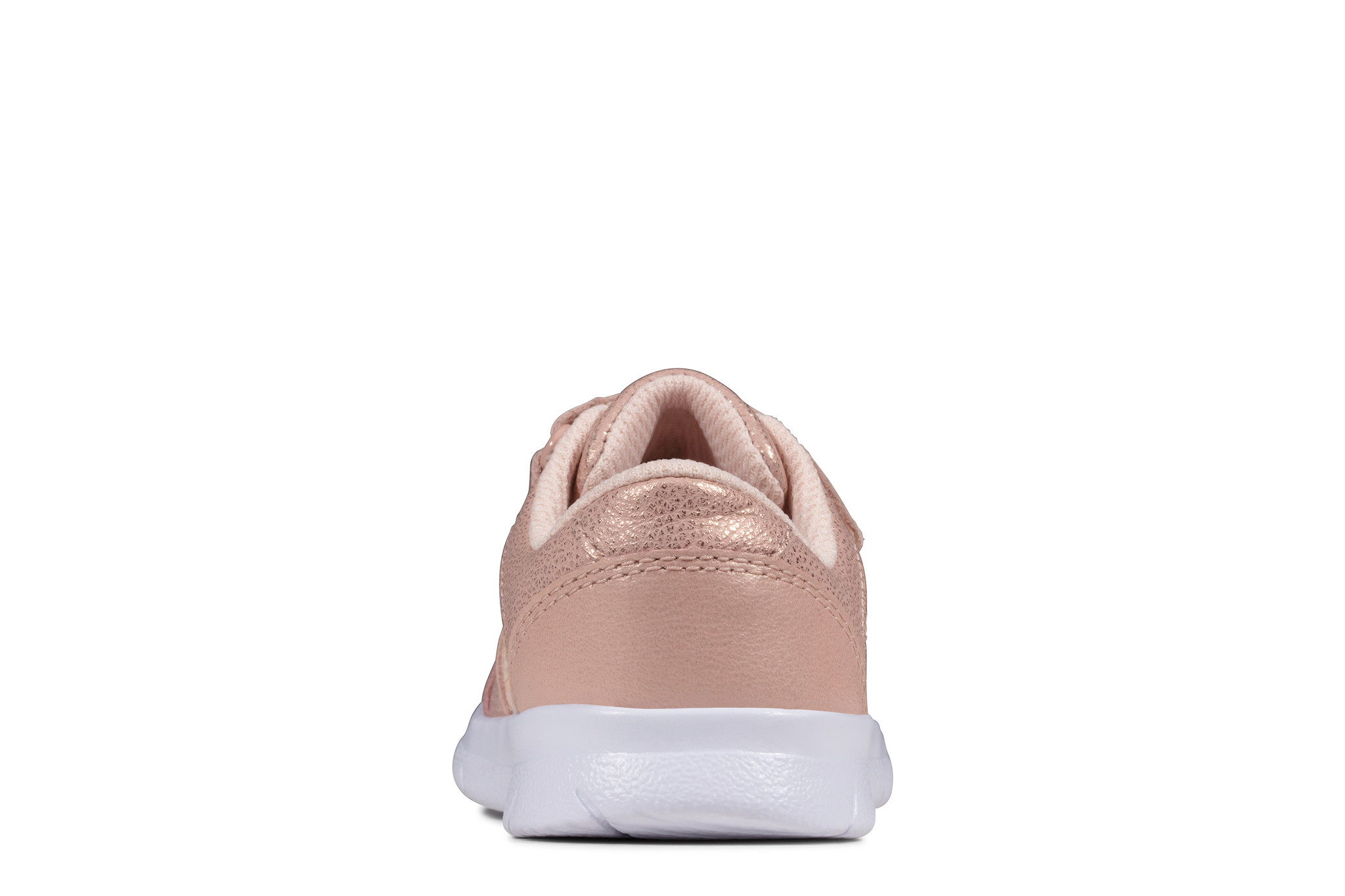 Clarks Ath Sonar Pink Junior