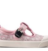 Clarks City Dance Pink Floral Infant