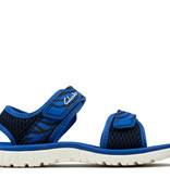 Clarks Surfing Tide Navy Youth