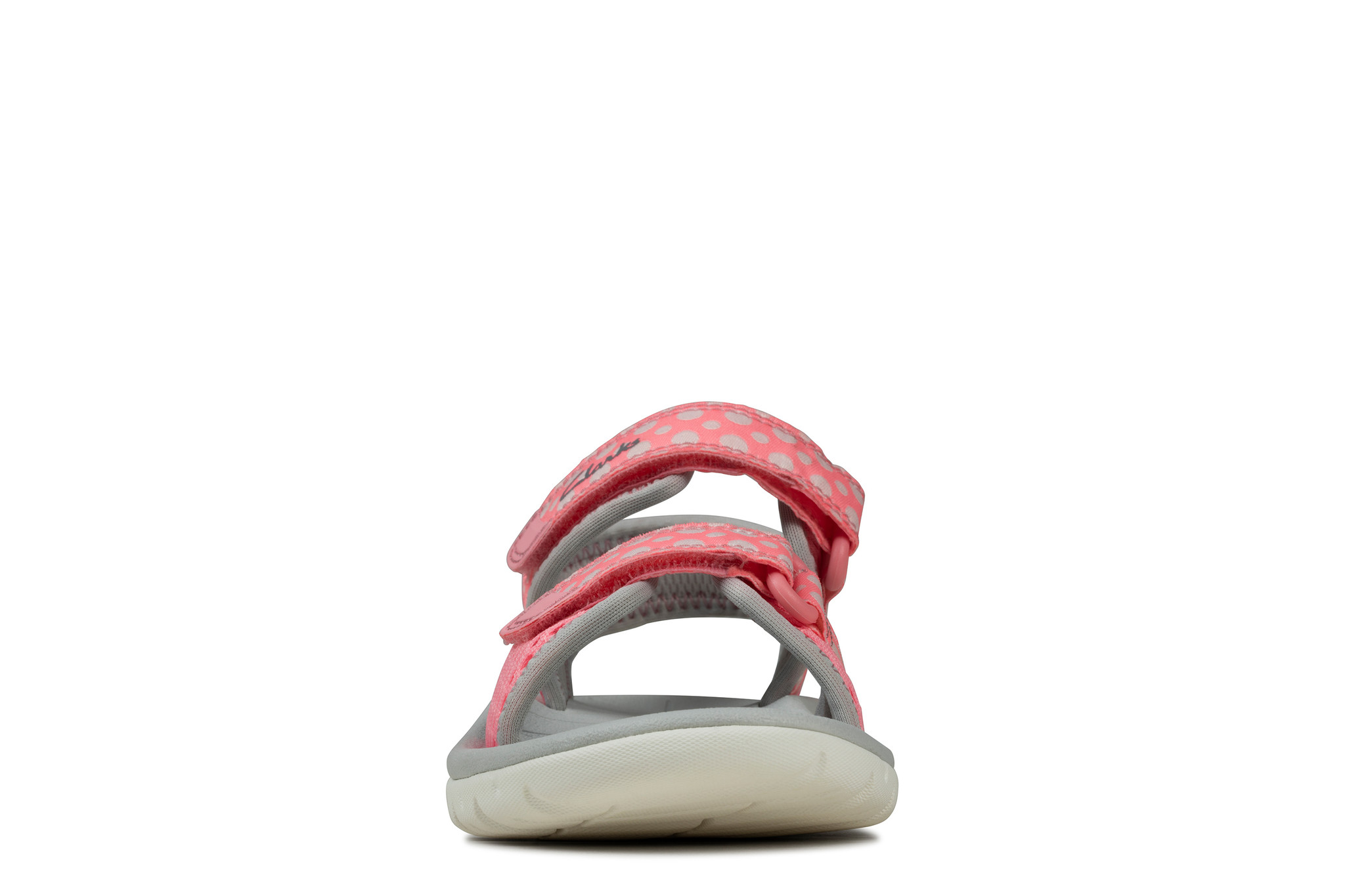 Clarks Surfing Tide Pink Combi Youth