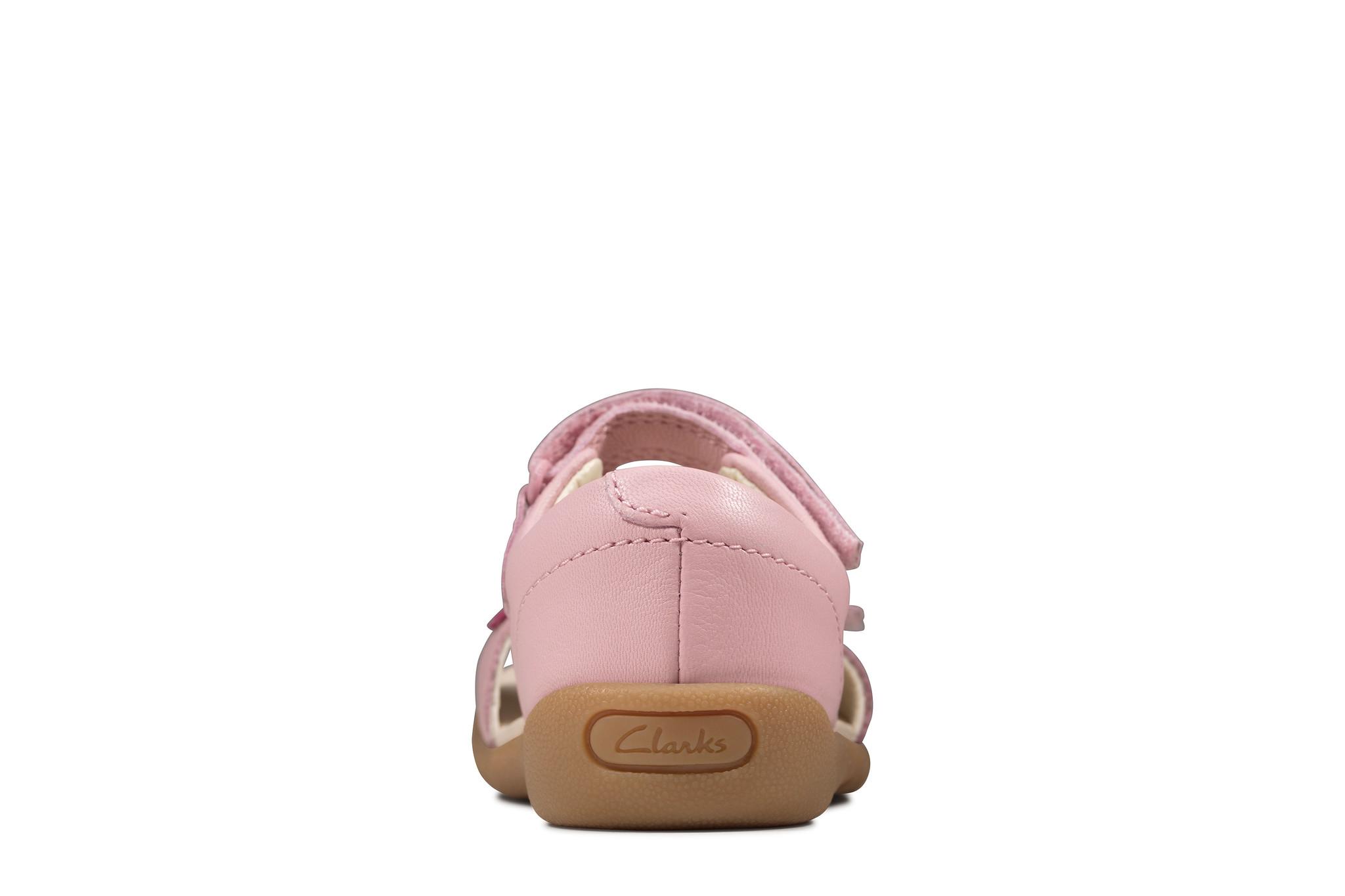Clarks Zora Finch Pink