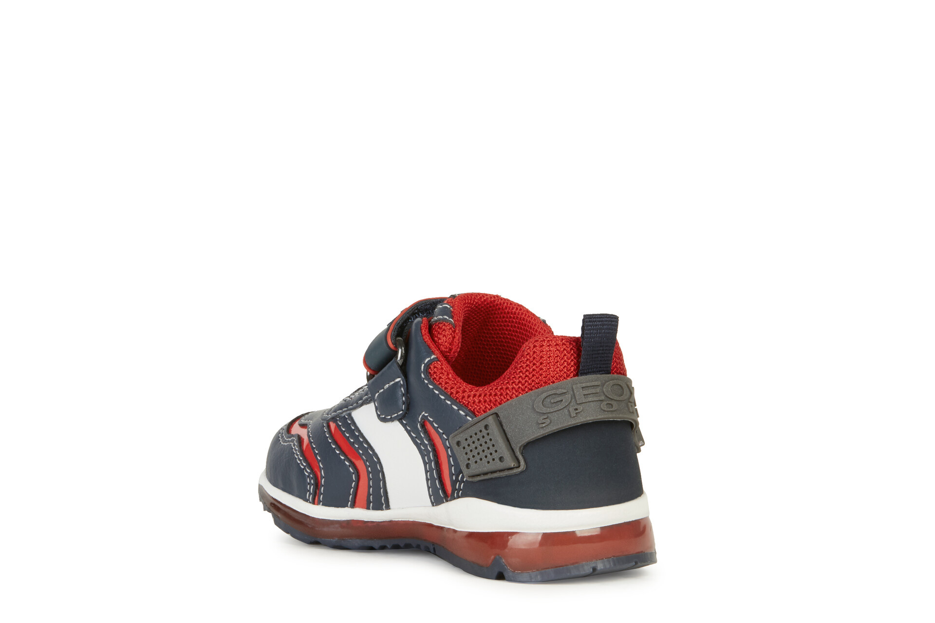 Geox Todo Navy Red