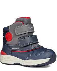 Gulp Navy Red Infant