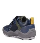 Geox Artach Navy Yellow Junior
