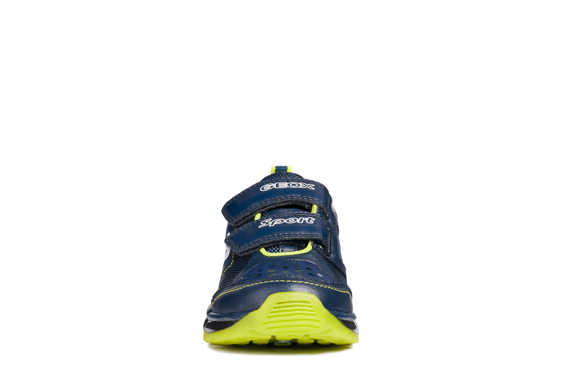 Geox Android Navy Lime