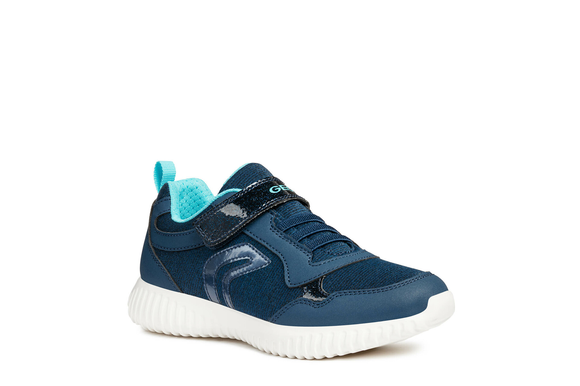 Geox Waviness Navy Watersea
