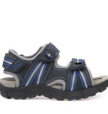Geox Strada Navy Dk Royal Infant