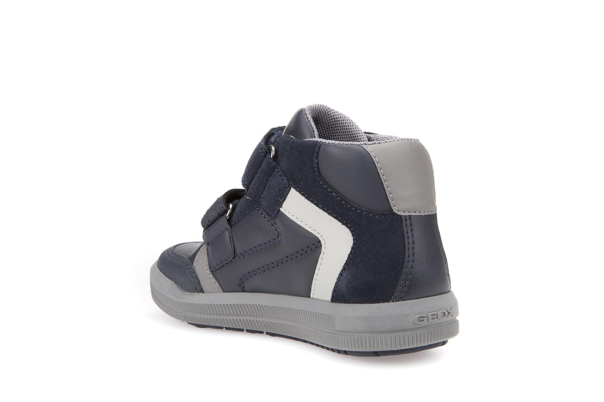 Geox Arzach Navy/Grey Junior