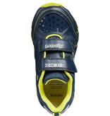 Geox Bernie Navy Yellow