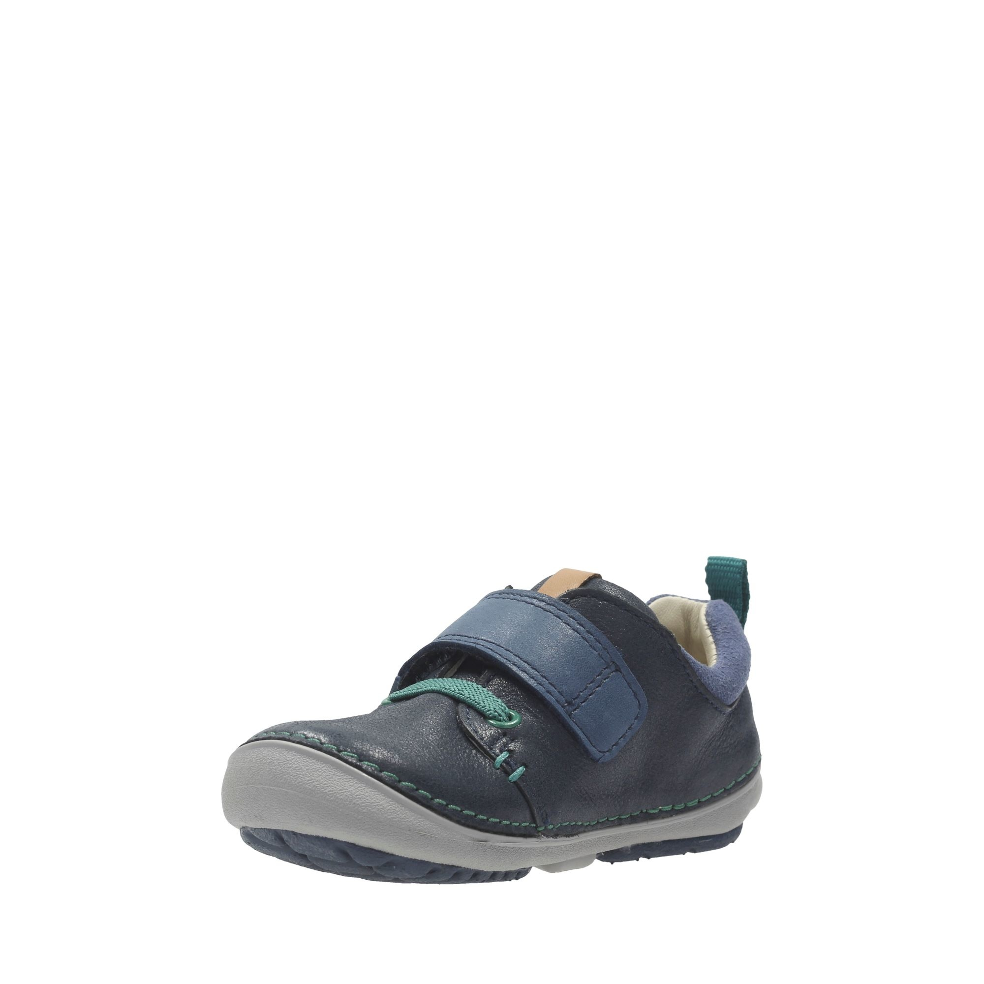 Clarks Softly Sid Navy