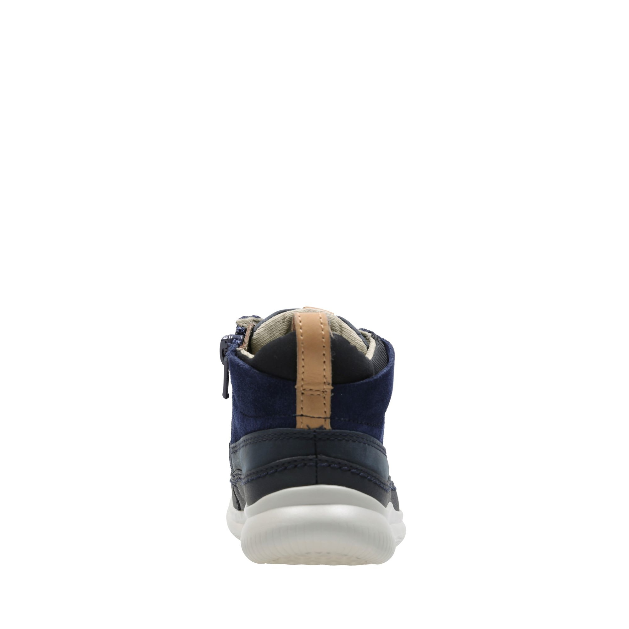 Clarks Cloud Air Inf Navy Junior