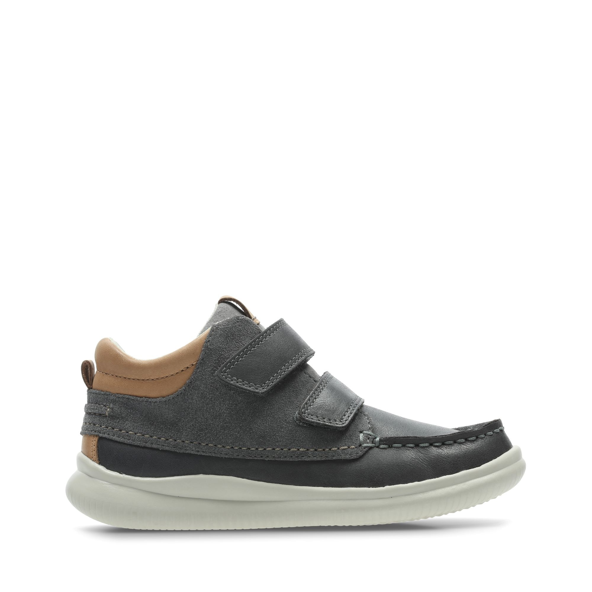 Clarks Cloud Tuktu Grey