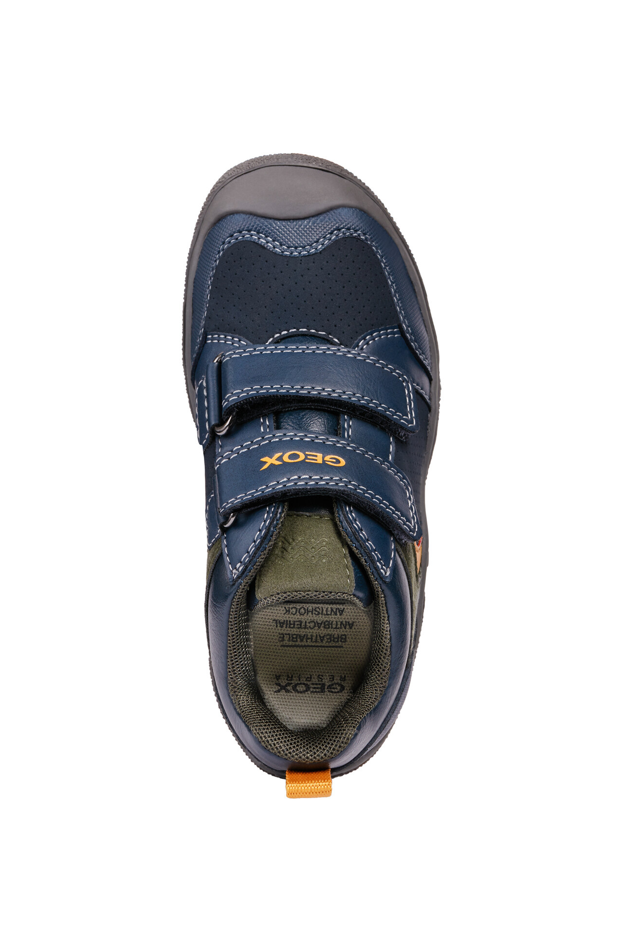 Geox Artach Navy Yellow