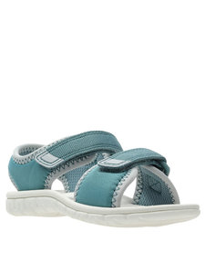 Surfing Tide Teal Synthetic Infant