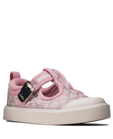 City Dance Pink Floral Junior