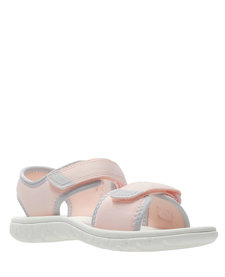 Surfing Tide Pink Synthetic Infant