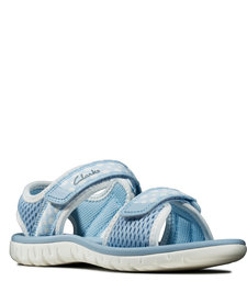 Surfing Tide Light Blue Infant