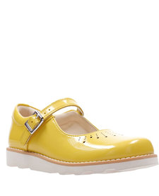 Crown Jump Yellow Patent