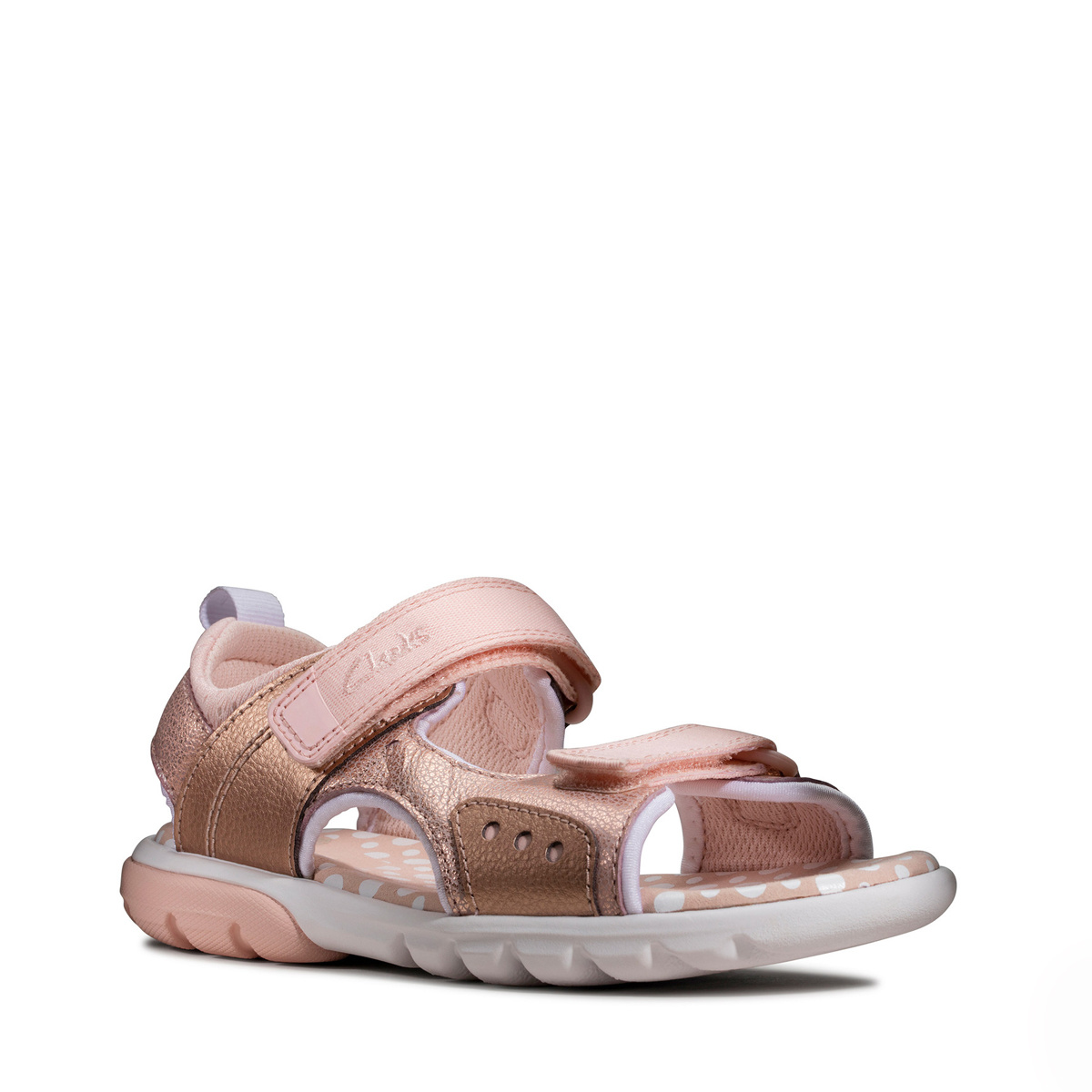 Clarks Rocco Tide Pink