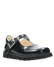 Crown Jump Black Patent