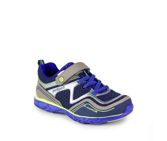 Pediped Force Blue Silver